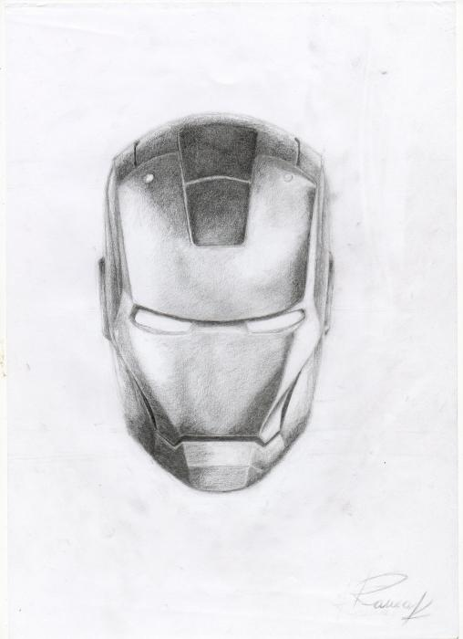 Iron Man por Kriscorpion